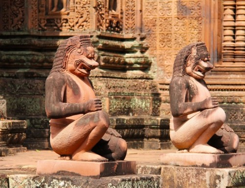 06 Days 05 Nights S.I.C. Phnom Penh & Angkor with Spanish Speaking Guide