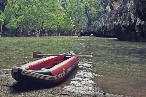 James Bond Island + Canoeing